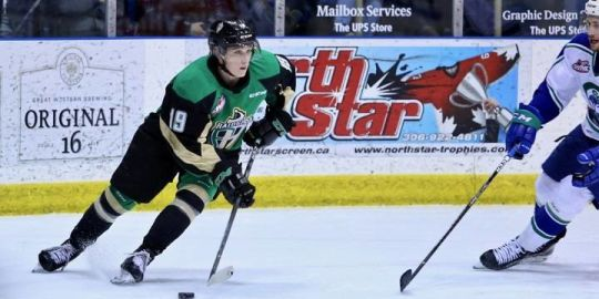 Prince Albert Raiders close out first half with 7-5 win over Swift Current Broncos