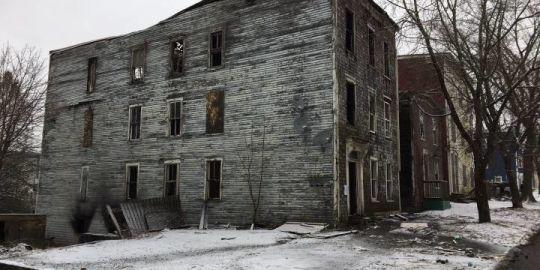 Fire at abandoned Saint John home deemed suspicious