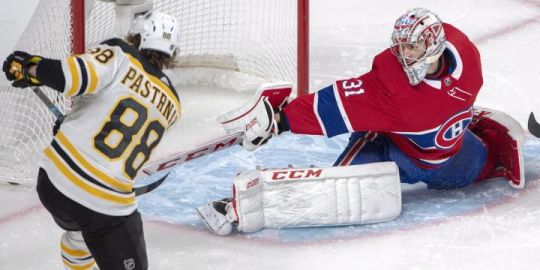 Call of the Wilde: Boston Bruins dominate Montreal Canadiens