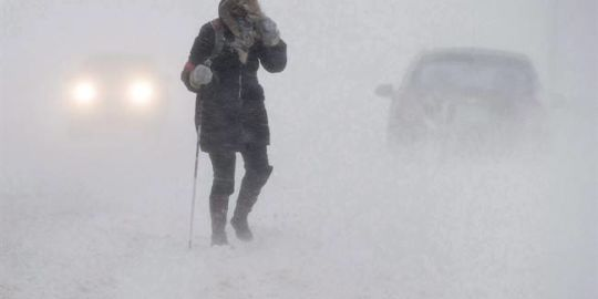 Mid December storm prompts school closures in Nova Scotia