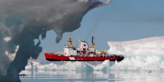 Atlantic Canada on track for a 'very bad ice year,' Coast Guard official says