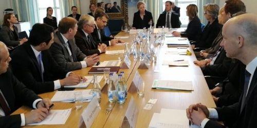 ՀՀ ԱԳ նախարարը Ստոկհոլմում մասնակցել է «Կայուն զարգացման նպատակների  իրականացումը. Հայաստանի փորձը» կլոր սեղանին