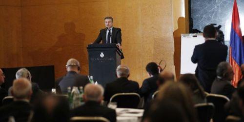 Կարեն Կարապետյան․ «Հայաստանում բիզնես անելը լինելու է շատ դյուրին ու շահավետ»