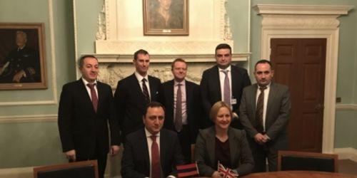 Ստորագրվել է պաշտպանության բնագավառում հայ-բրիտանական համագործակցության 2018 թվականի ծրագիրը