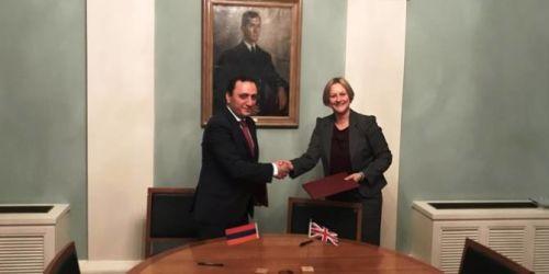 Պաշտպանության բնագավառում հայ-բրիտանական համագործակցության տարեկան  ծրագրով կանցկացվի 20-ից ավելի միջոցառում