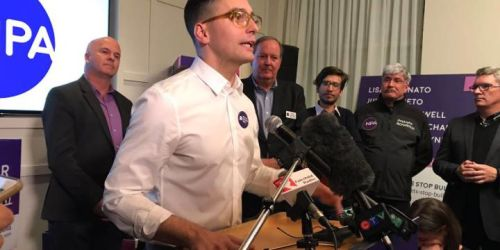 NPA faces defections over decision to drop Hector Bremner from mayoral race