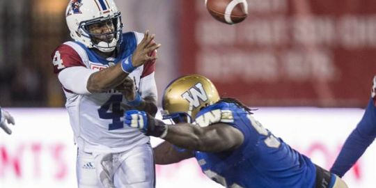 Bombers backup QB Darian Durant retires from football