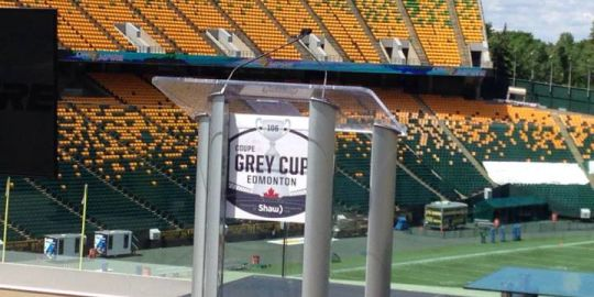 A record-breaking Grey Cup sellout in Edmonton is still the goal: Eskimos CEO