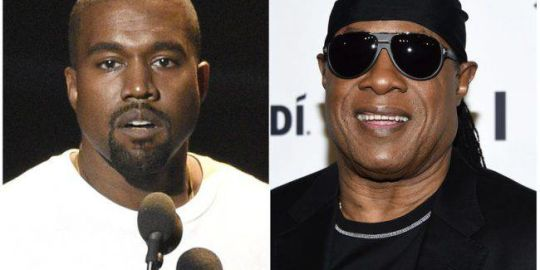 Stevie Wonder likens Kanye West's 'foolish' slavery remarks to Holocaust denial