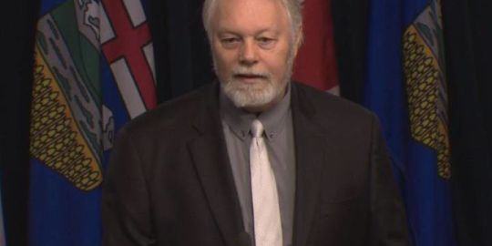 Former Alberta MLA Don MacIntyre waives right to preliminary inquiry on sex charges