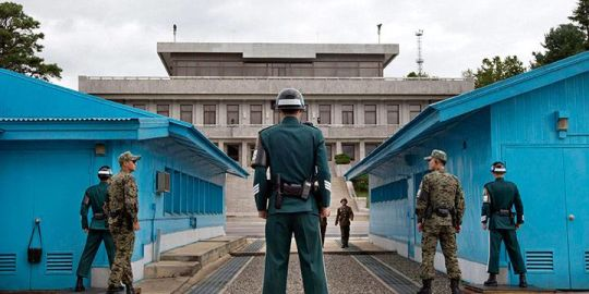 Canadian takes key role with UN forces on Korean Peninsula