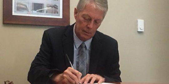 Hamilton Mayor Fred Eisenberger launches re-election bid