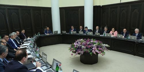 Pashinyan's Cabinet Has Been Appointed, The Platform is Next