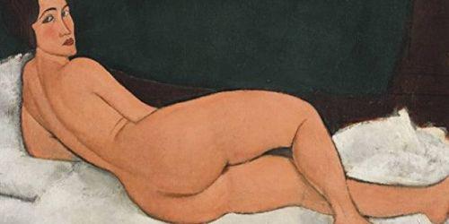Մոդիլյանիի «Պառկած մերկ կինը» նկարը 157,2 մլն դոլարով վաճառվել է Նյու Յորքի աճուրդում (Տեսանյութ)