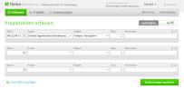 Projektzeiterfassung mit Timicx: Stunden erfassen