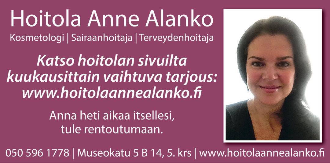 Hoitola Anne Alanko