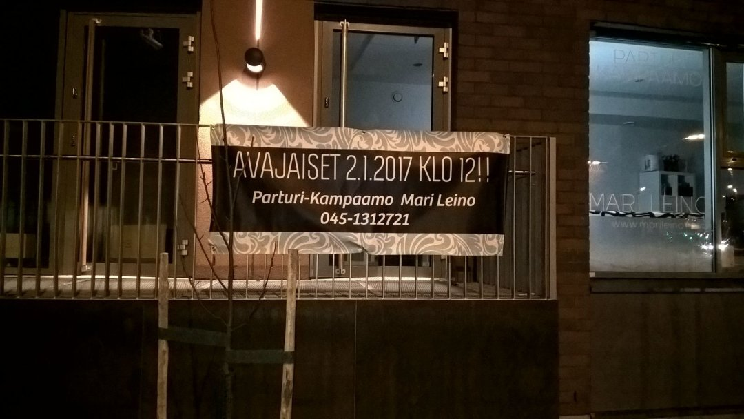 Parturi-kampaamo Mari Leino