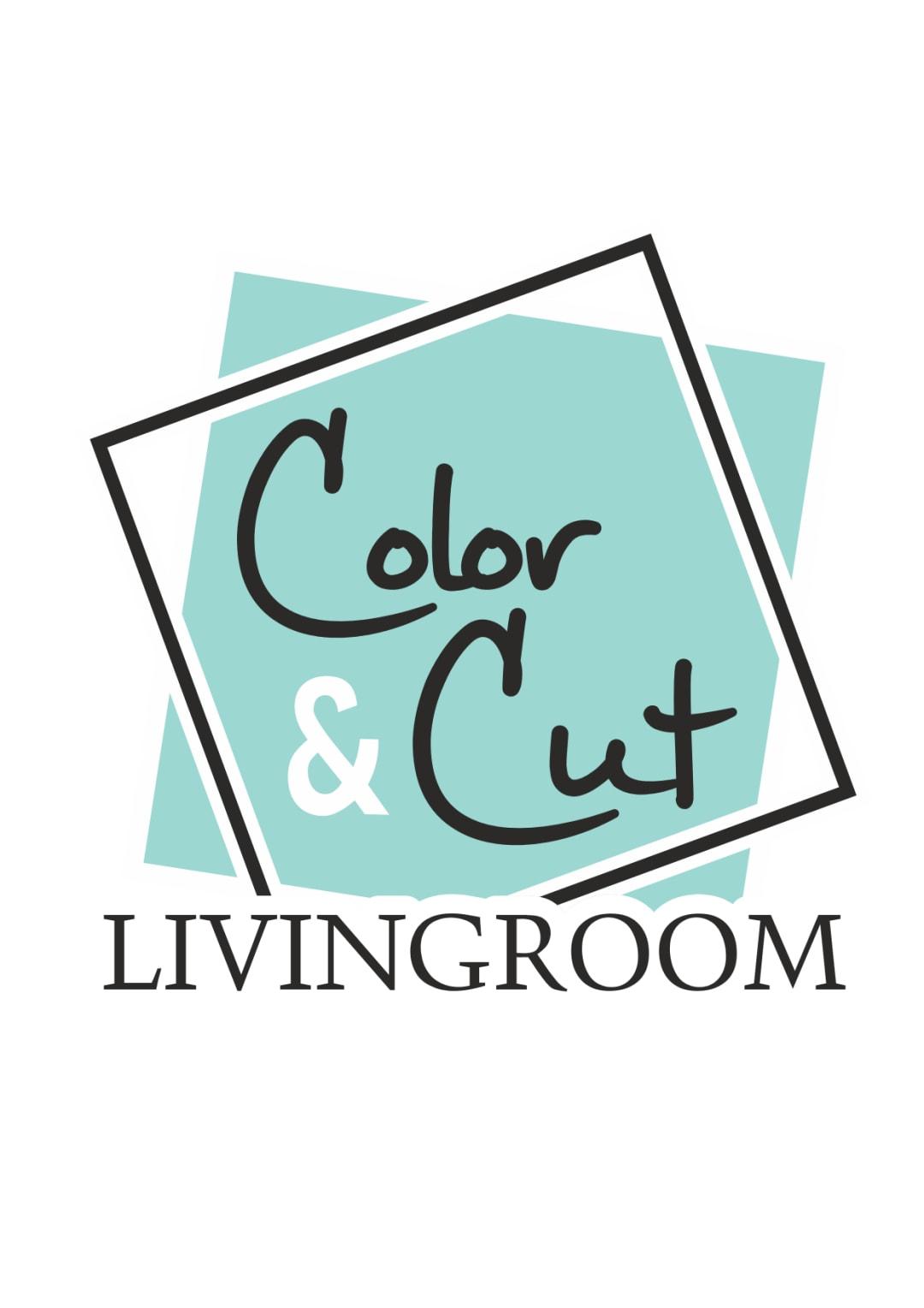 Color & Cut livingroom
