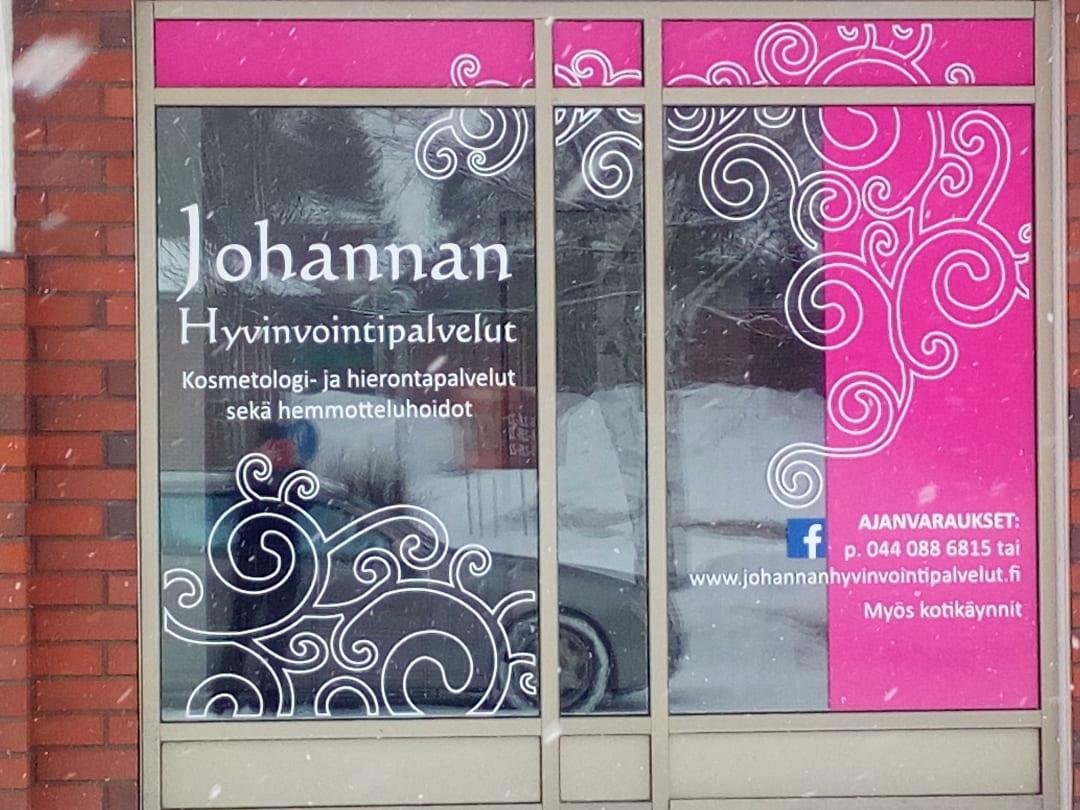 Johannan Hyvinvointipalvelut