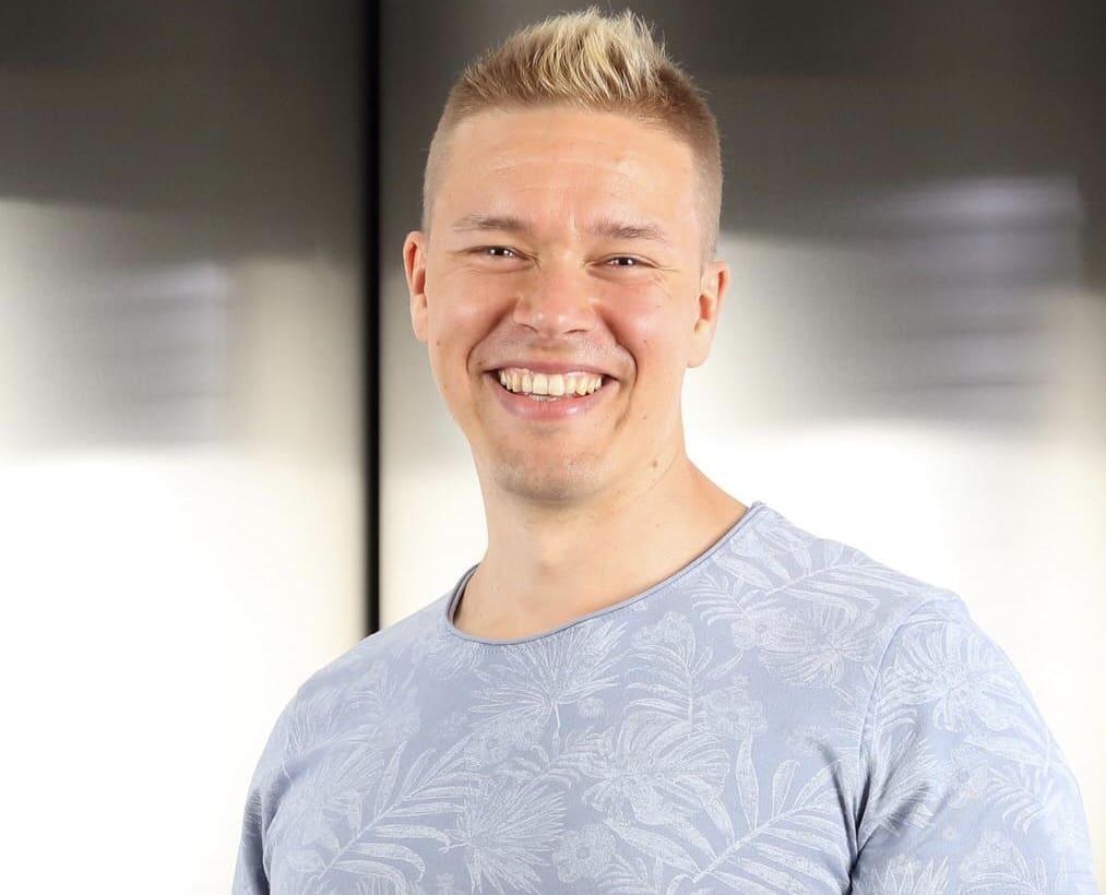 Osteopaatti Antti Käkönen
