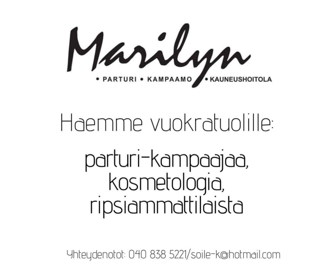 Parturi-kampaamo Marilyn