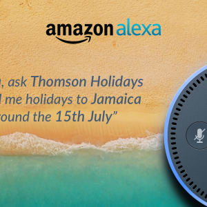 Thomson Holidays Alexa Skills (Prototype)