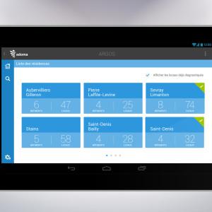 Adoma - Diagnostic app (Android)