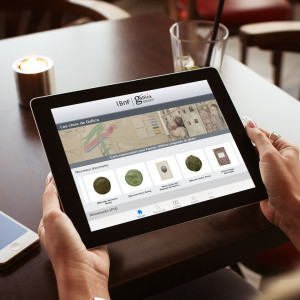 BNF Gallica - Smartphone & Tablet app (iOS & Android)