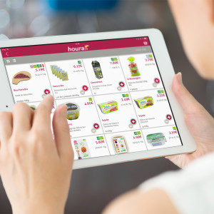 Houra.fr - Groceries app (iOS and Android)