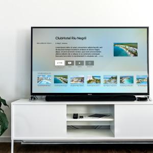 TUI Apple TV (Prototype)