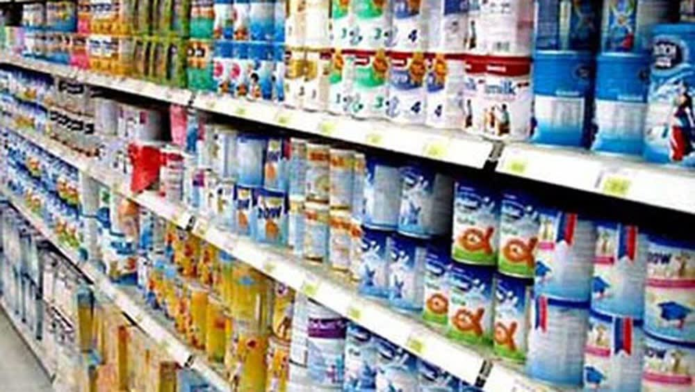 Quy định mới về đăng ký giá, kê khai giá sữa và thực phẩm chức năng dành cho trẻ em dưới 06 tuổi