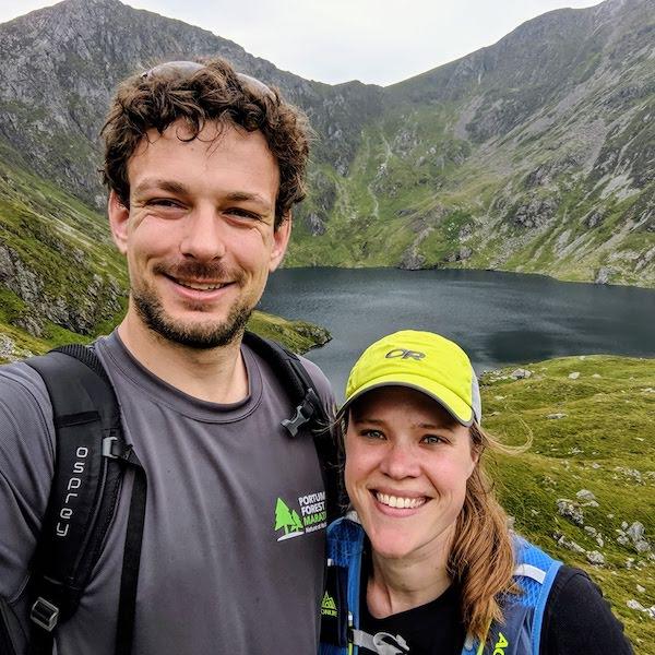 Hiking Snowdonia