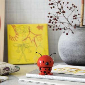 Hoptimist baby ladybird