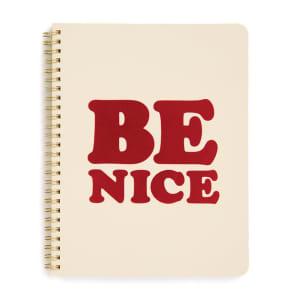 ban.do notatbok be nice S