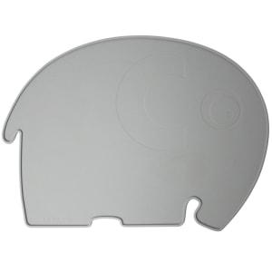 sebra elefant spisebrikke grå