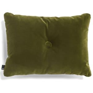 Hay pute Dot Soft mosegrønn