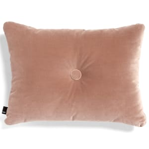 Hay pute Dot Soft rose
