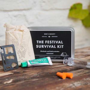 men's society gaveeske festival survivor kit