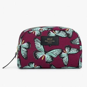 Wouf beauty bag butterfly stor