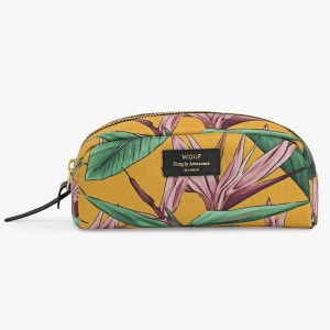 Wouf beauty bag bird of paradise liten