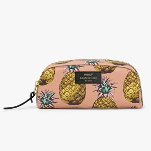 Wouf beauty bag ananas liten