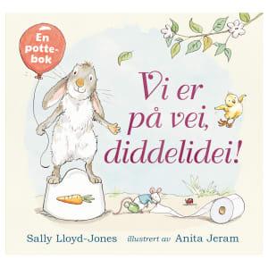 Gyldendal Vi er på vei, diddelidei!