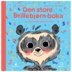 Gyldendal Den store Brillebjørn-boka