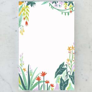 Idlewild notatblokk tropic garden