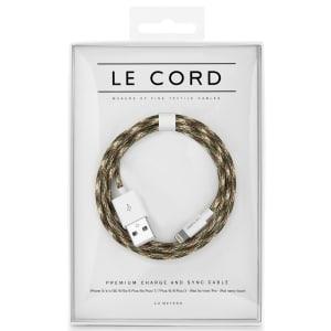 le cord ledning camo
