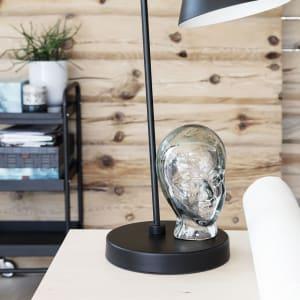 house doctor skulptur head