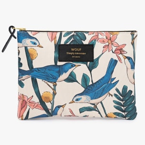 wouf pouch birdies stor