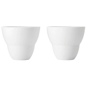 Vipp 202 kaffekopp hvit