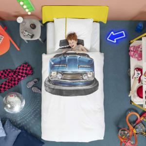snurk sengetøy bumper car