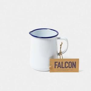 falcon mugge 11 cm hvit